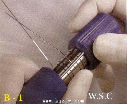 弓丝的弯制是做好矫正的
