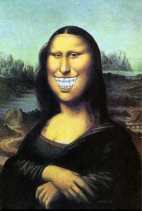 蒙娜丽莎的微笑是怎么来的